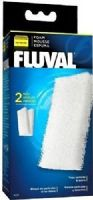 2 x  Fluval 104/105/106 Foam 2 in a Pack Replacement Sponge Filter Pad